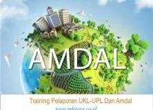 Running Training Pelaporan UKL UPL DAN AMDAL