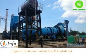 Importir Produsen Limbah B3 (IP-Limbah B3)