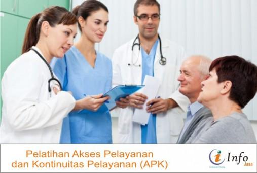 Pelatihan Akses Pelayanan dan Kontinuitas Pelayanan (APK)