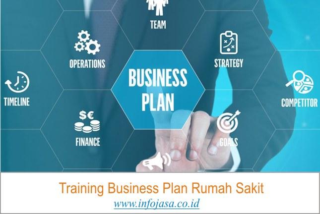 Training Business Plan Rumah Sakit