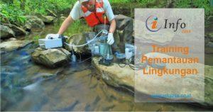 Training Pemantauan Lingkungan