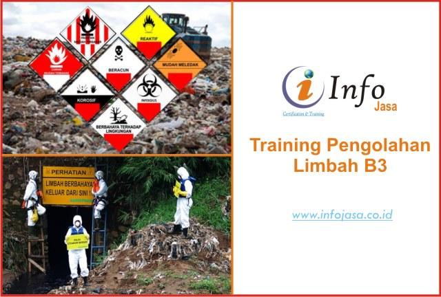 Training Pengolahan Dan Penanganan Limbah B3