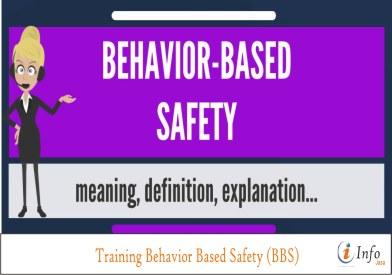 Training Behavior Based Safety (BBS)