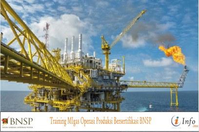 Training MIgas Operasi Produksi Bersertifikasi BNSP