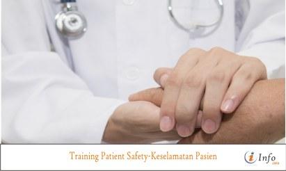 Training Patient Safety-Keselamatan Pasien