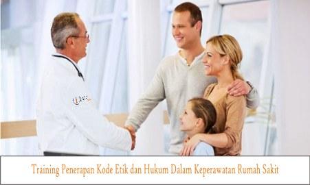 Training Pendidikan Pasien dan Keluarga (PPK) Sesuai Standar Akreditasi Rumah Sakit