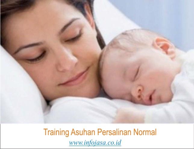 Training Asuhan Persalinan Normal